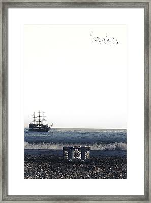 Treasure Chest Framed Print