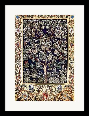 William Morris Framed Prints