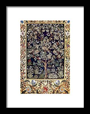 William Morris Framed Prints