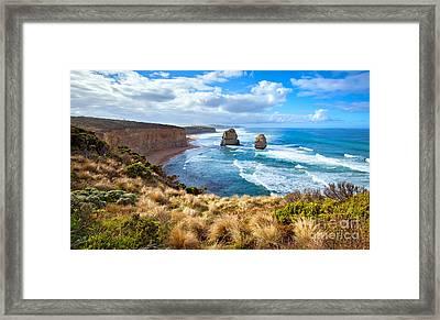 Twelve Apostles Great Ocean Road Framed Print