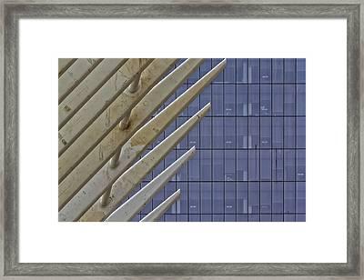Under Construction Framed Print by Robert Ullmann