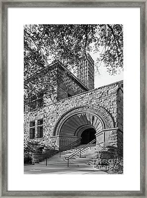 University Of Minnesota Pillsbury Hall Framed Print