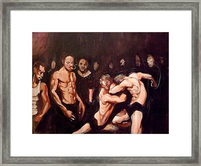 Untitled Framed Print by Chris  Slaymaker
