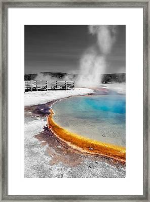 Untitled Framed Print by Graham Clark