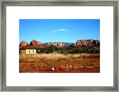 Untitled Framed Print by Jennilyn Benedicto