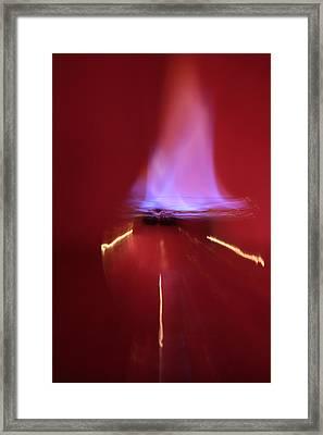 Untitled Framed Print by Katya Nicholas