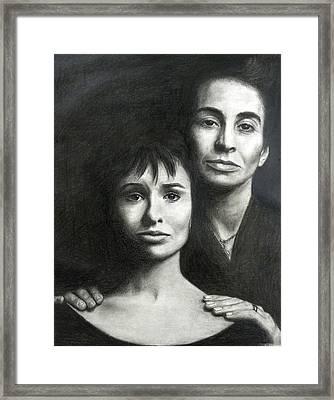 Untitled Framed Print by Richard Barone