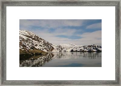 Untitled Framed Print by Sidsel Genee