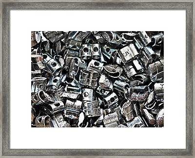 Untitled Framed Print by Vadim Grabbe