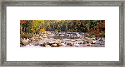 Usa, New Hampshire, White Mountains Framed Print by Panoramic Images