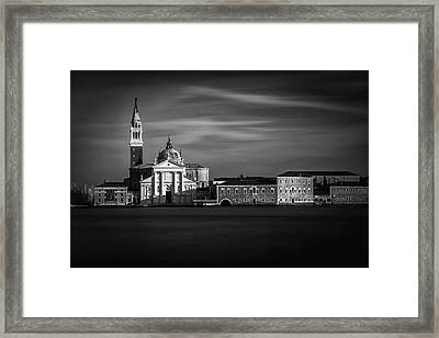 View From San Marco Framed Print