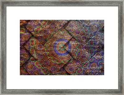 Visual Healing Framed Print by Floyd Menezes