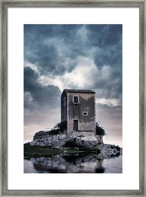 Watchtower Framed Print