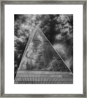 World Trade Center 2015 Framed Print by Robert Ullmann