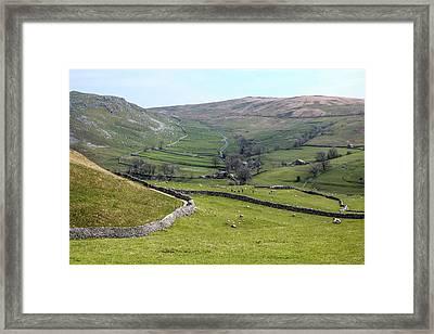 Yorkshire Dales - England Framed Print