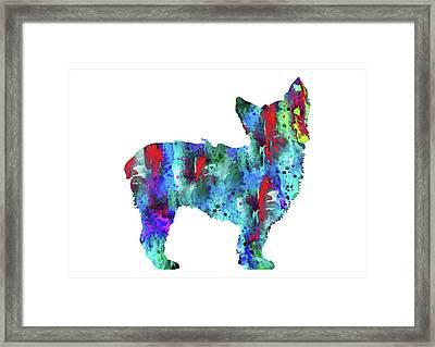 Yorkshire Terrier Framed Print