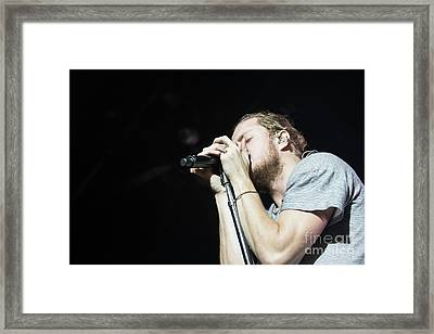 Imagine Dragons Framed Print