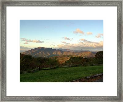 Kevin Blackburn Nature Photography Framed Print