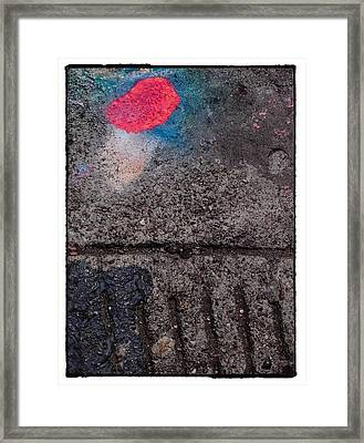 Abstract 75 Framed Print
