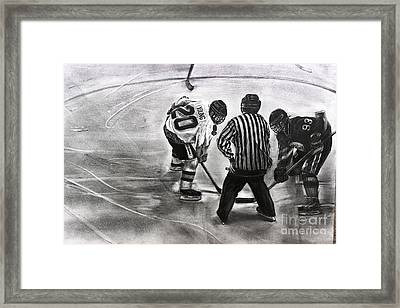 #20 Young Framed Print by Gary Reising