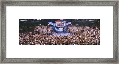 2000 Democratic National Convention Framed Print