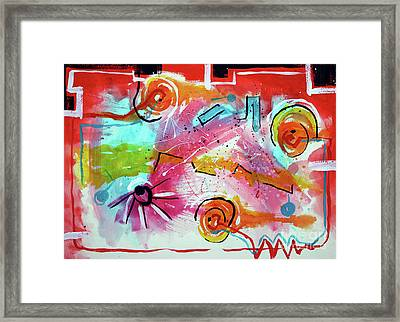 2000 Light Years From Home Framed Print by Tim Ross