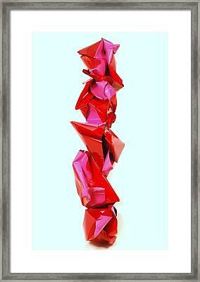 2004 Mini Super Stretch Limo  Framed Print by Mac Worthington