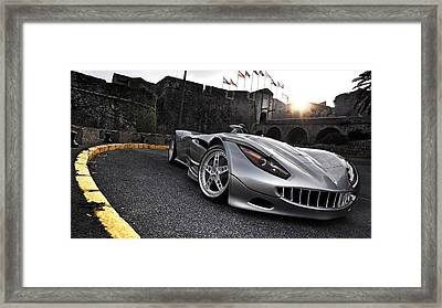2009 Veritas Rs IIi Sports Car Framed Print