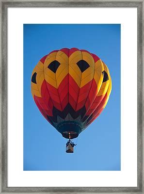 2010 Prosser Balloon Fest 7 Framed Print by Robert  Torkomian