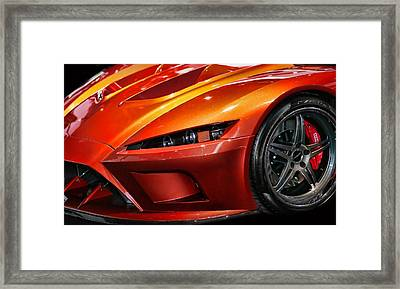 2012 Falcon Motor Sports F7 Series 1  Framed Print by Gordon Dean II