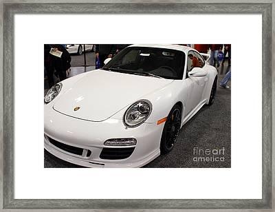 2012 Porsche 911 Carrera Gts . 7d9635 Framed Print