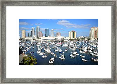 2013 Gasparilla Pirate Fest Framed Print by David Lee Thompson