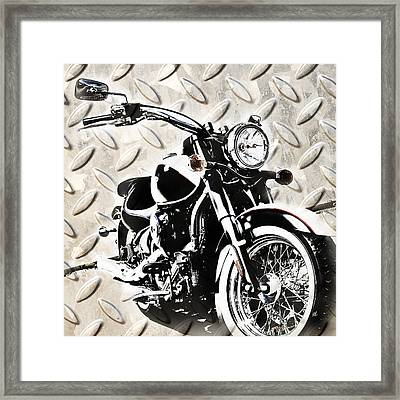 2013 Vulcan Classic Framed Print by Melissa Smith