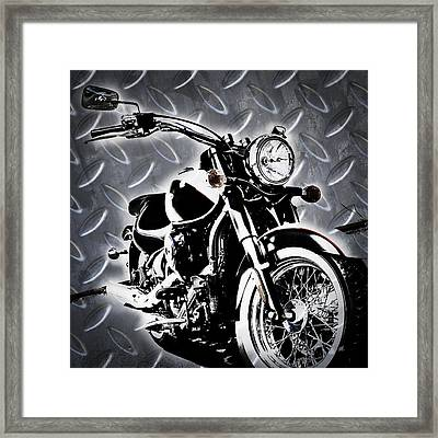 2013 Vulcan Framed Print by Melissa Smith