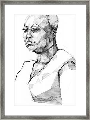 20140101 Framed Print