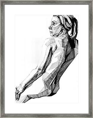 20140119 Framed Print