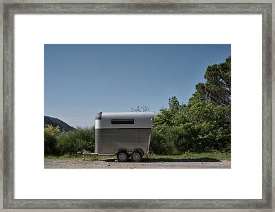 2016 Cavalli Framed Print