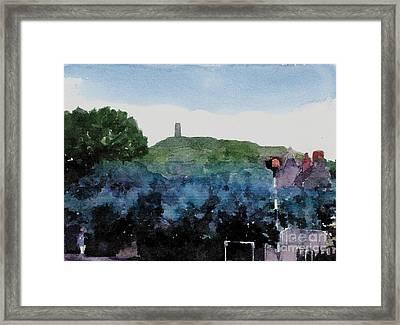 #20170306b Framed Print by John Warren OAKES