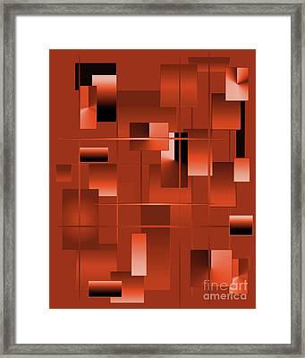 2022-2017 Framed Print by John Krakora