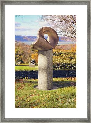 20th Century Sculptures Framed Print by Colleen Kammerer