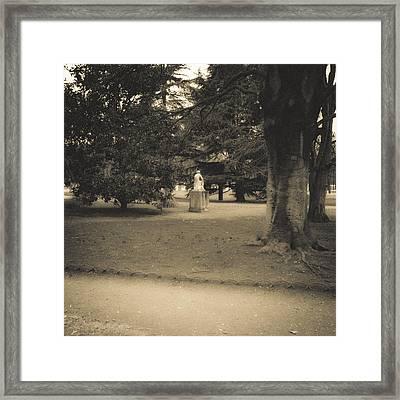 Fine Art Framed Print by Gianfranco Evangelista