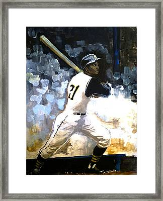 21 Framed Print by Michael O'Donnell