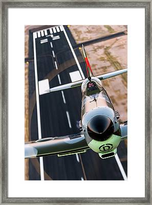 22 Close Framed Print