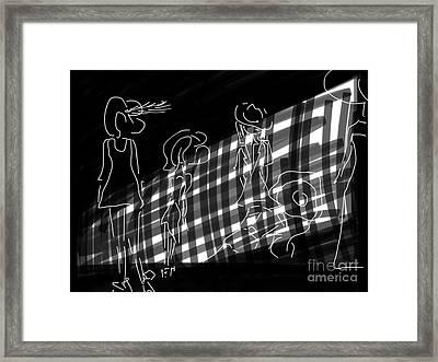 22 Framed Print