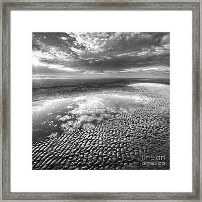 Second Beach Framed Print by Twenty Two North Photography