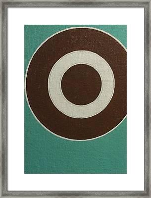 Circle Group Framed Print