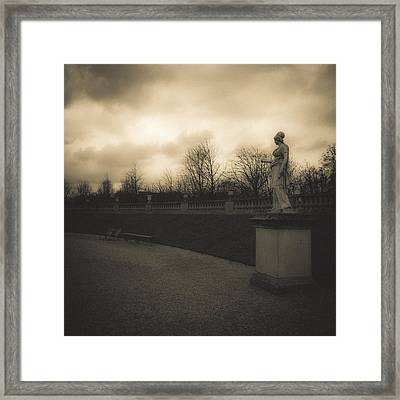 Fine Art Framed Print by Gianfranco Evangelista