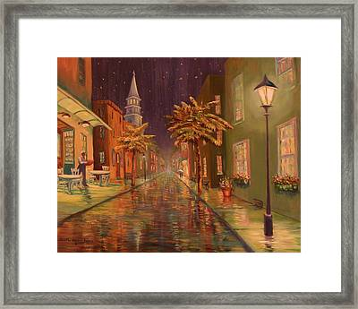 24 Hour Delivery Framed Print