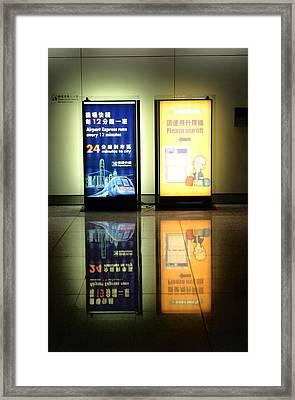 24 Hour Tucker Framed Print by Jez C Self