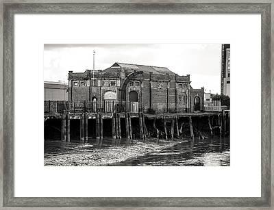 Hull Framed Print